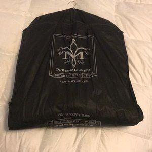 Mackage Puffer Coat with Fur Collar - Medium